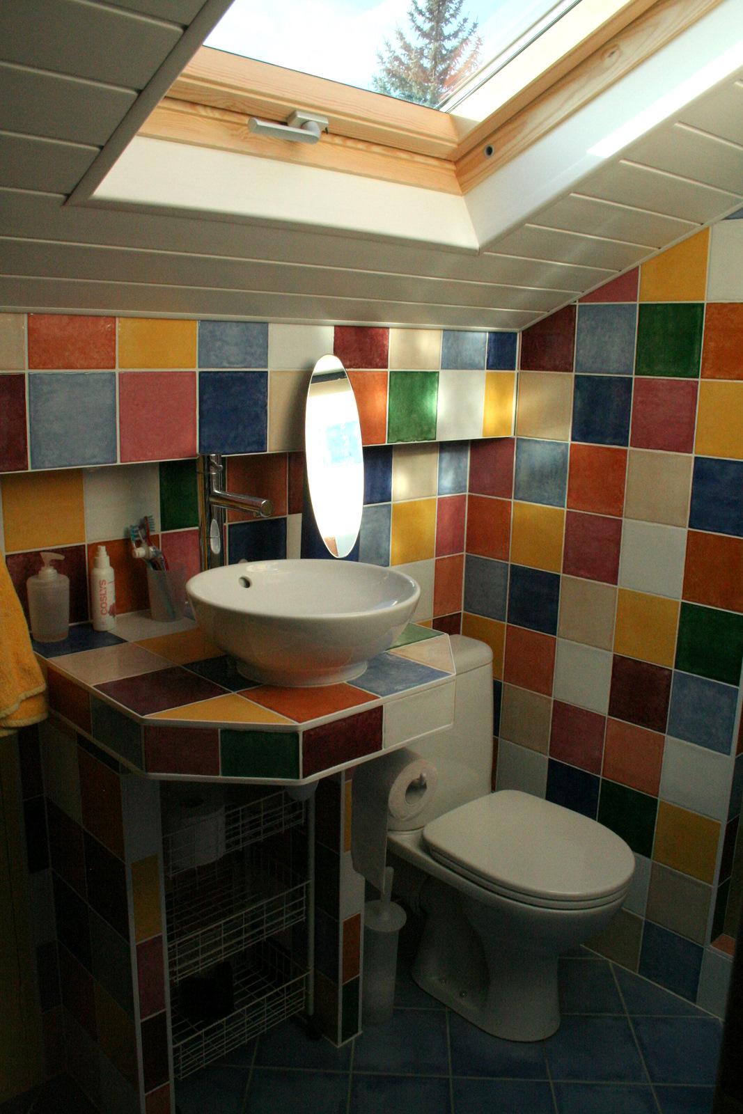 Carrelage salle de bains en haute savoie carreleur sur annemasse lucinges bonne douche l 39 italien - Magasin salle de bain annemasse ...